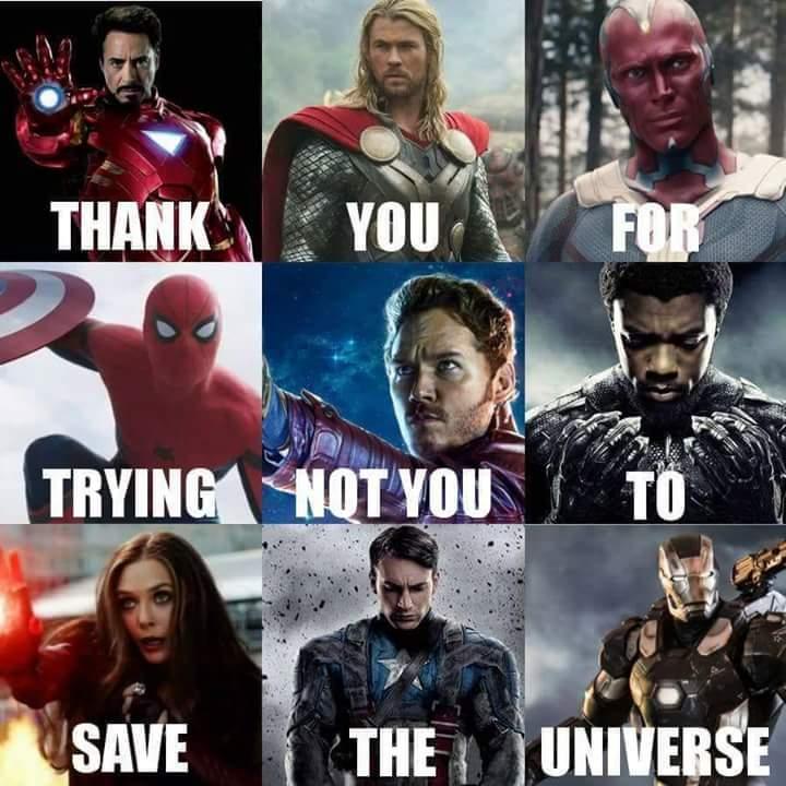 Merci hein (vu sur FB) - meme