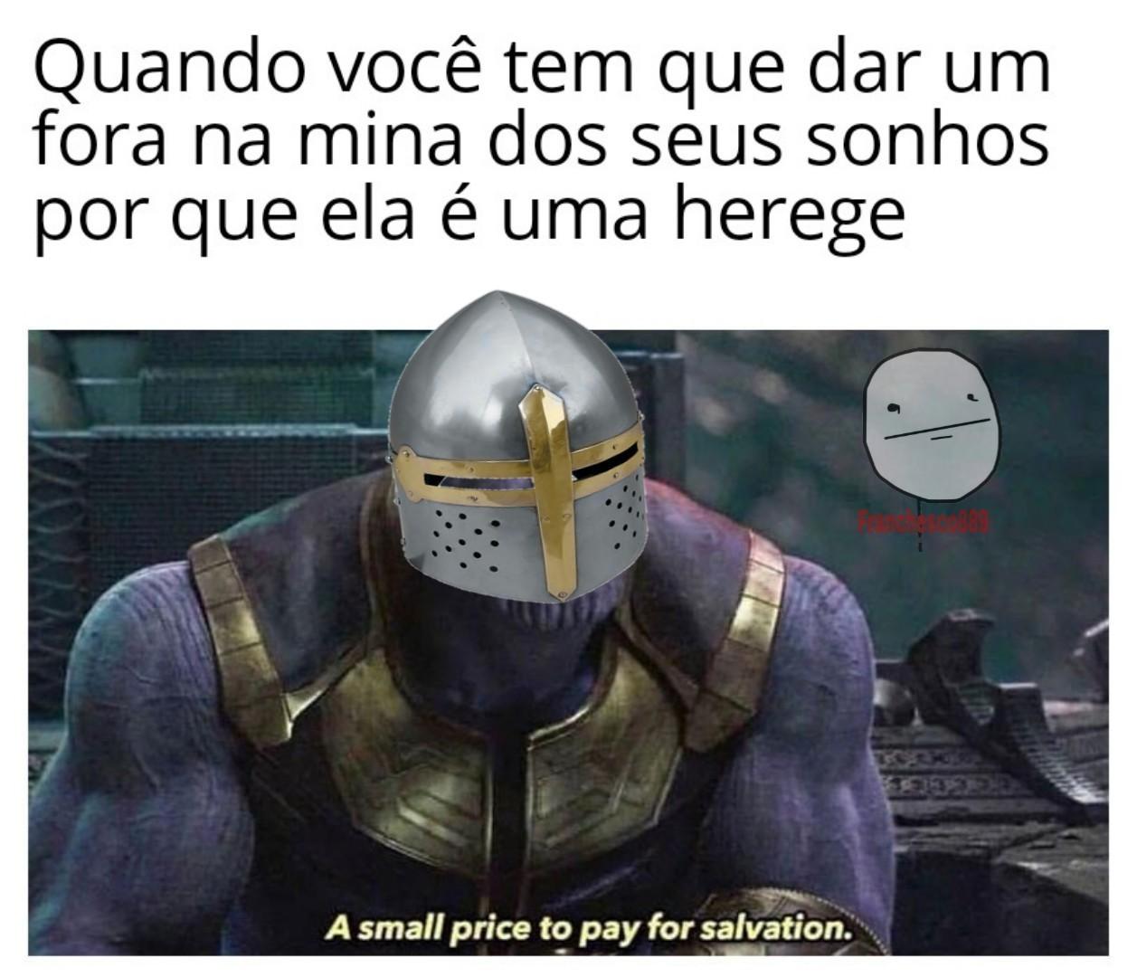 Heresia - meme