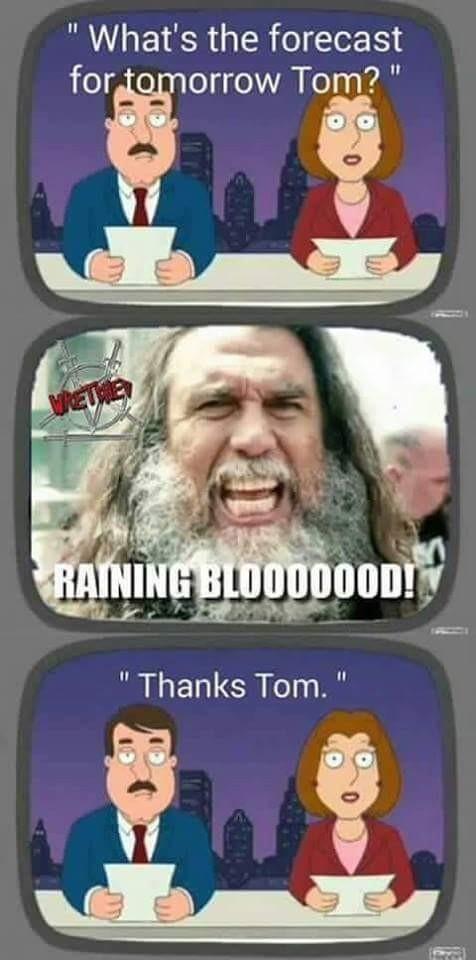 \m/ Tom Araya - meme