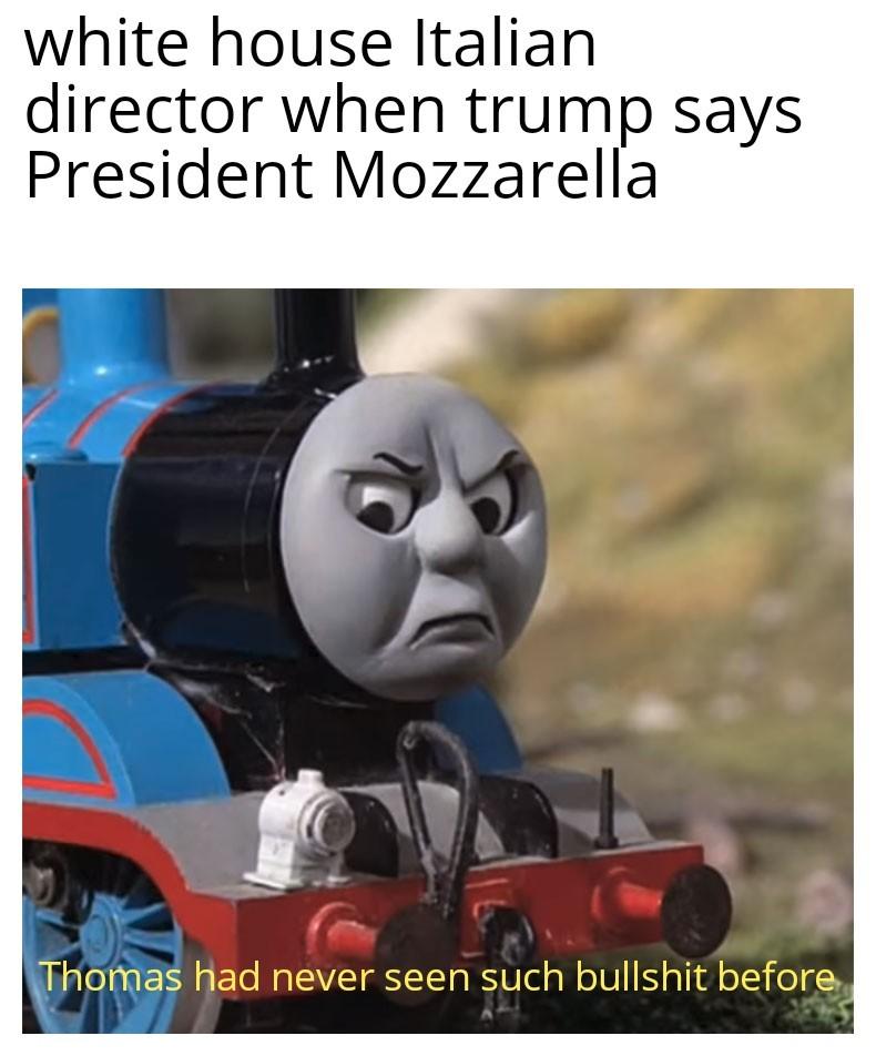 Ah trump - meme