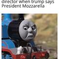 Ah trump