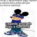 Mickey facha