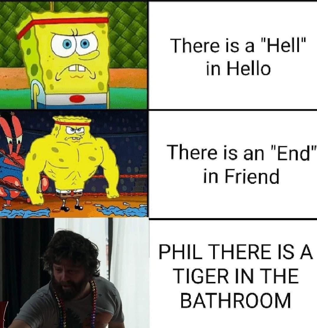 And where is Doug!?! - meme