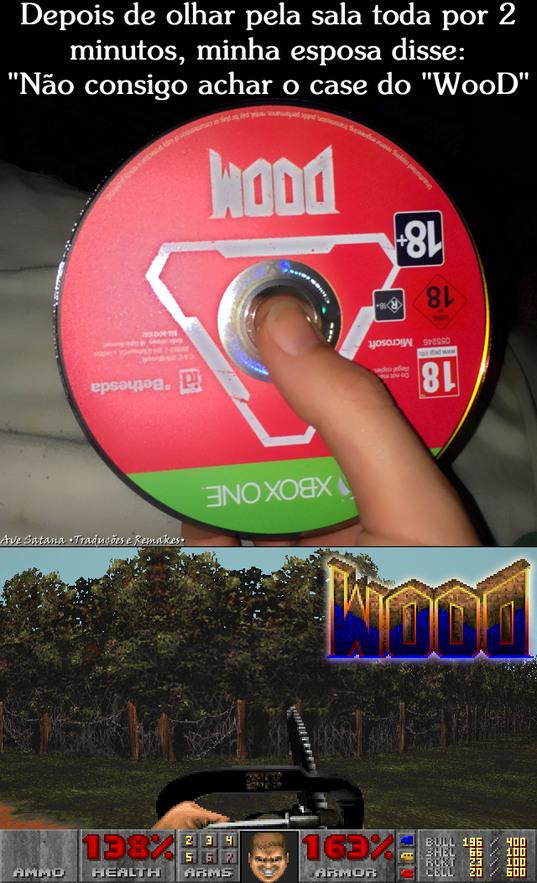 Wood - meme
