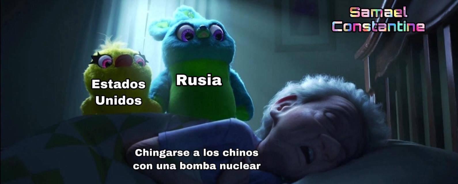 La venganza es dulce - meme