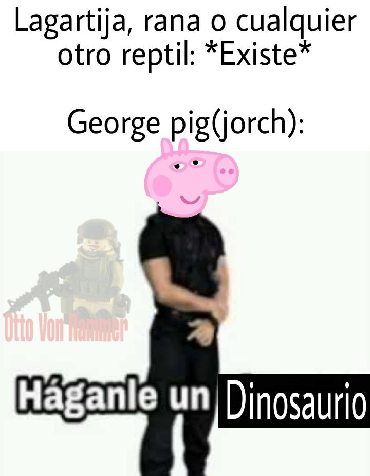 Chancho feo - meme