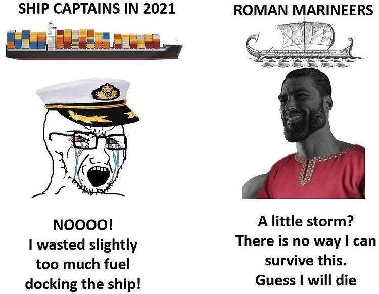 captain - meme