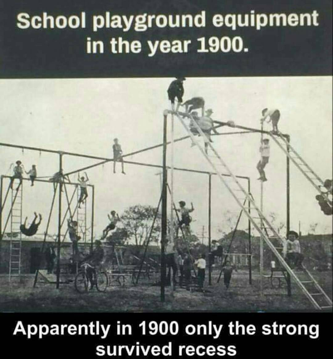 Only the 19th century recess survivors will remember !!!