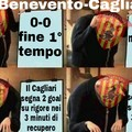 Bad luck Benevento
