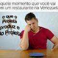 Restaurante na Venezuela