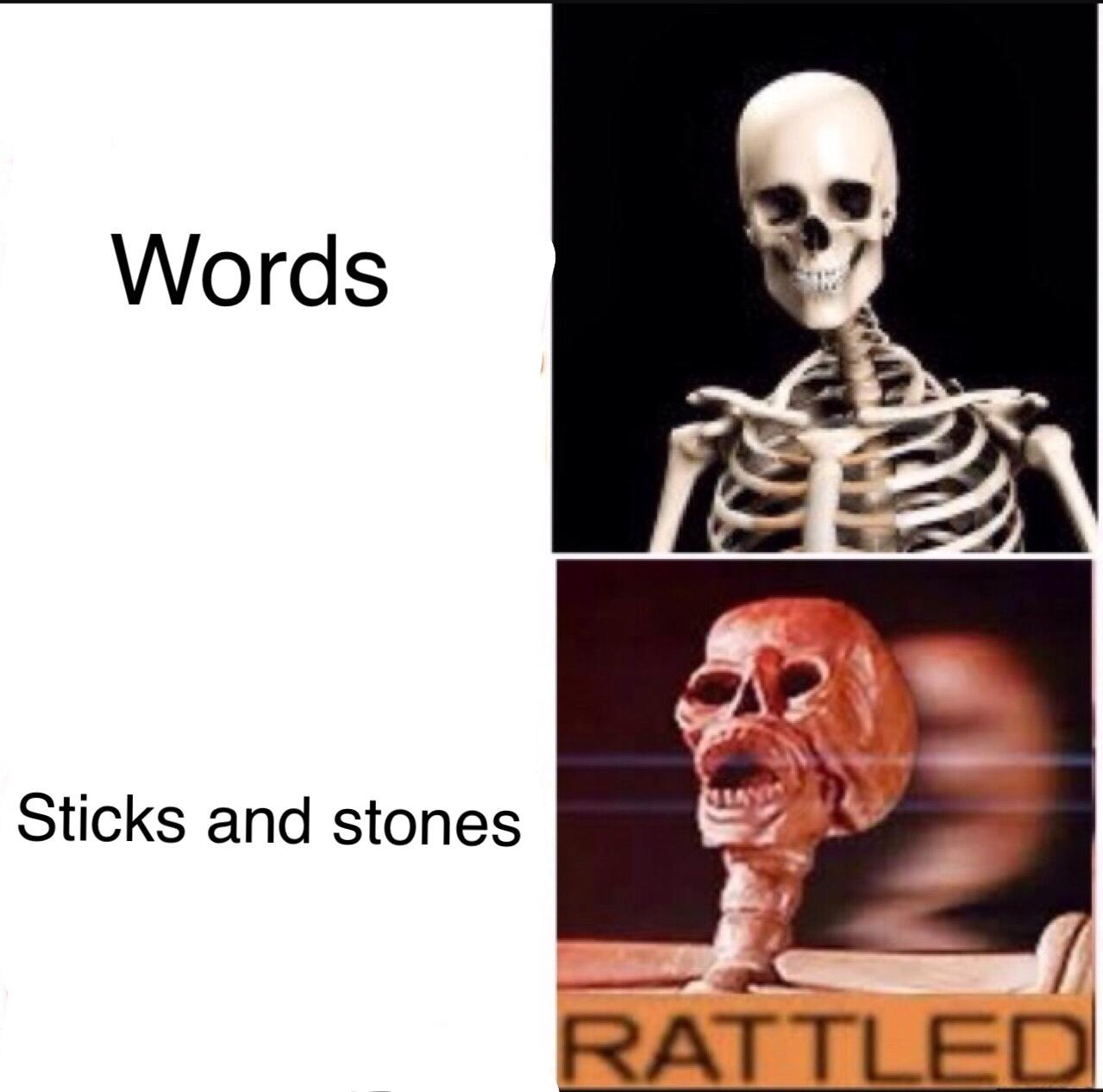 title will destroy many fuckbois. - meme