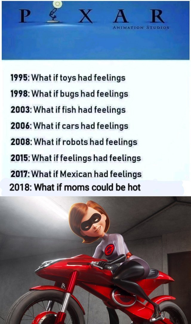 What if moms could be hot - meme