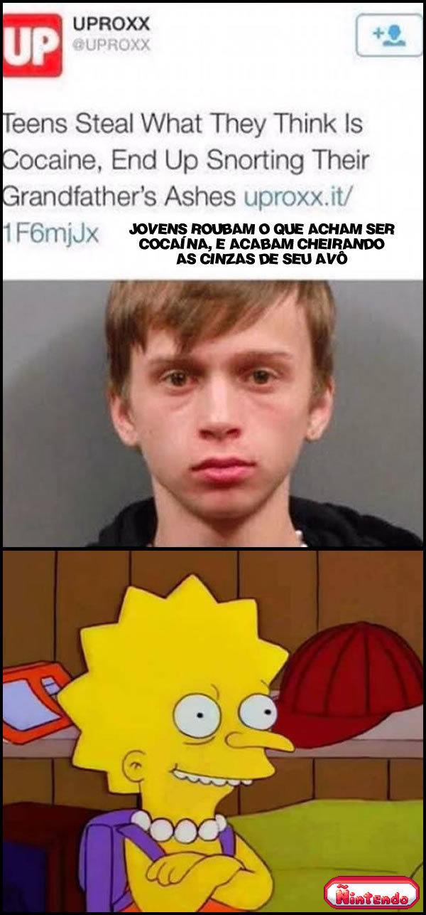 DEVE SER MÓ BOM :O - meme
