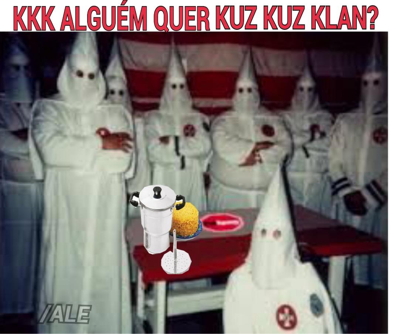 Ku Klux Klan Lustig