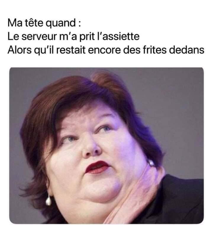 Notre chère ministre de la santé - meme
