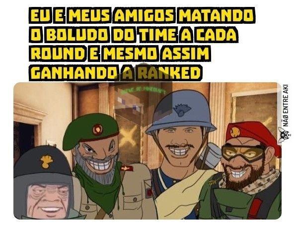 True história - meme