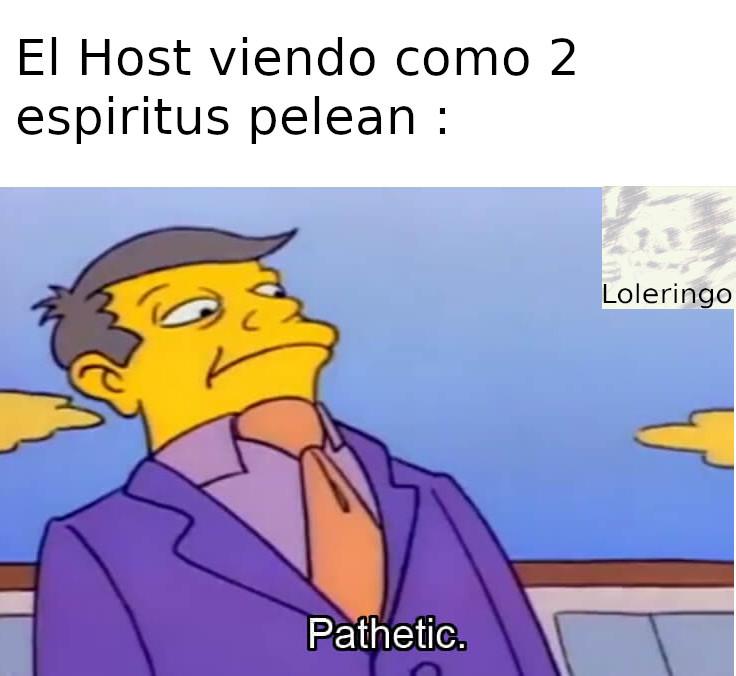 PvP en la arena del pontifice - meme