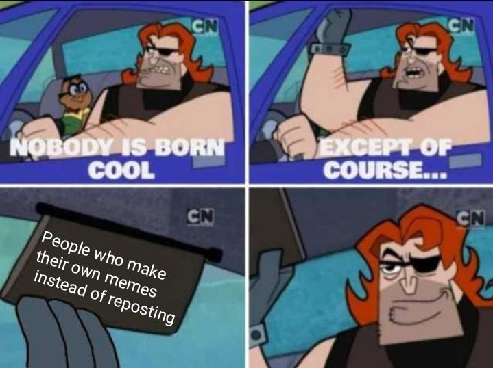 Now thats cool - meme
