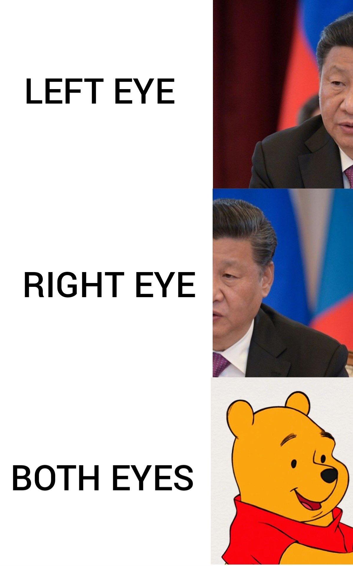 Xi Jinpooh - meme