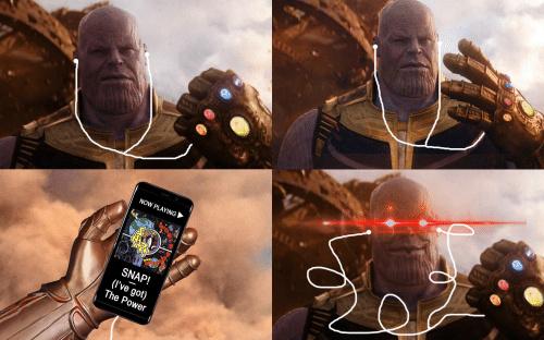 I´ve got the power.. - meme