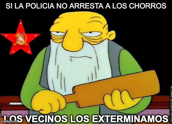 argentina 2020 - meme