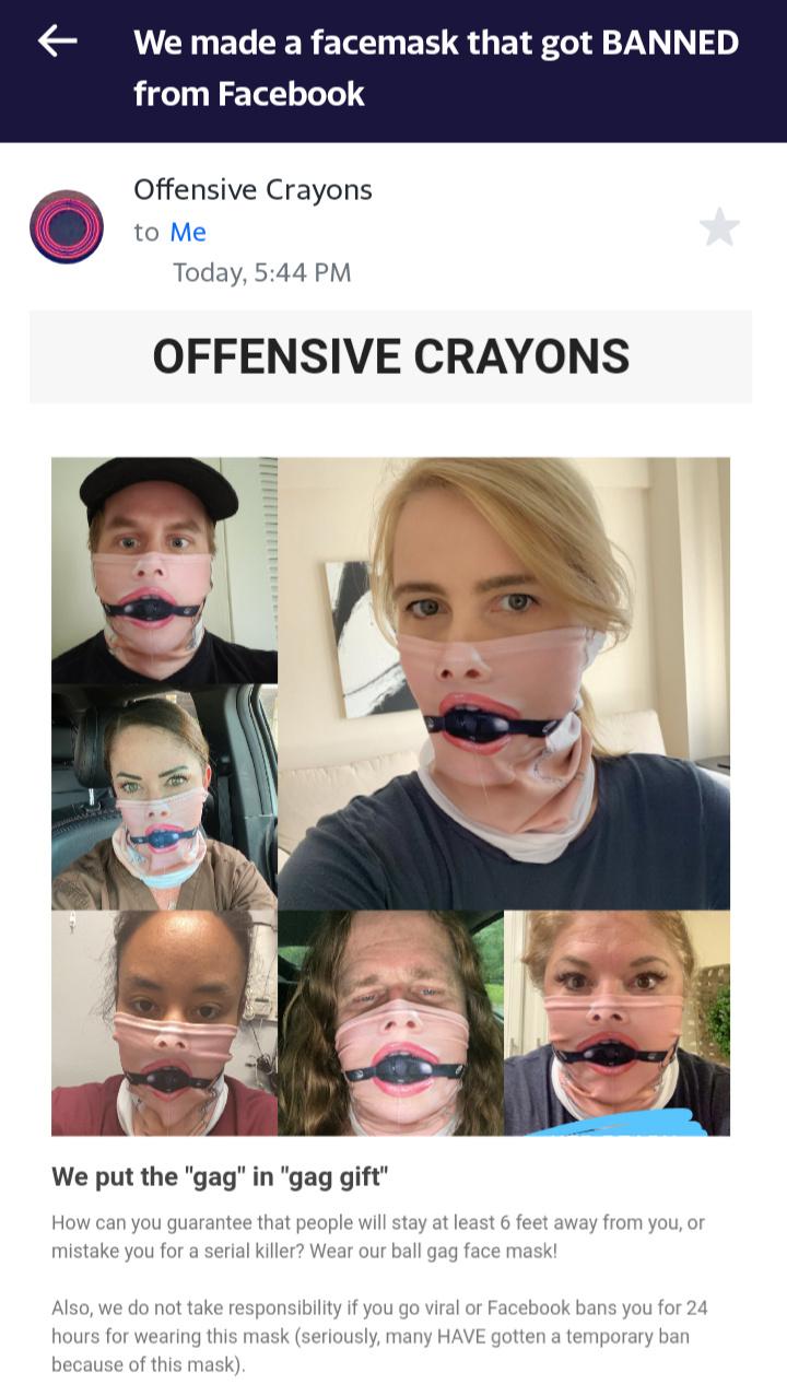 Masks - meme