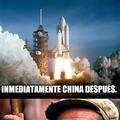 El día que se encuentre vida extraterrestre hay que esconderla de los chinos.