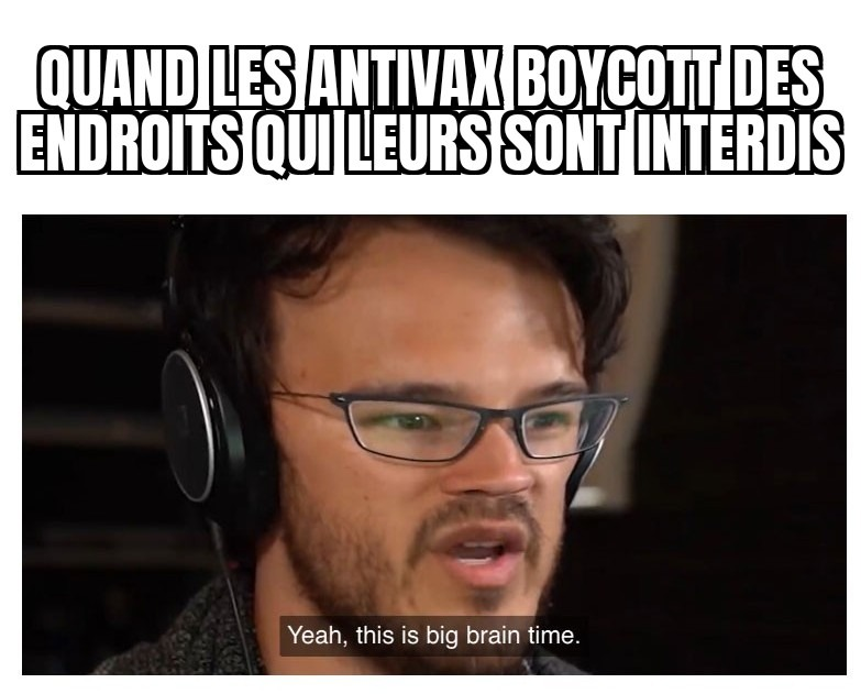 Encore mieux, ils boycottent la France et change de pats! - meme