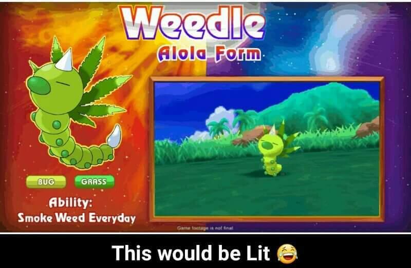 Pokemon c'est plus ce que c'était - meme