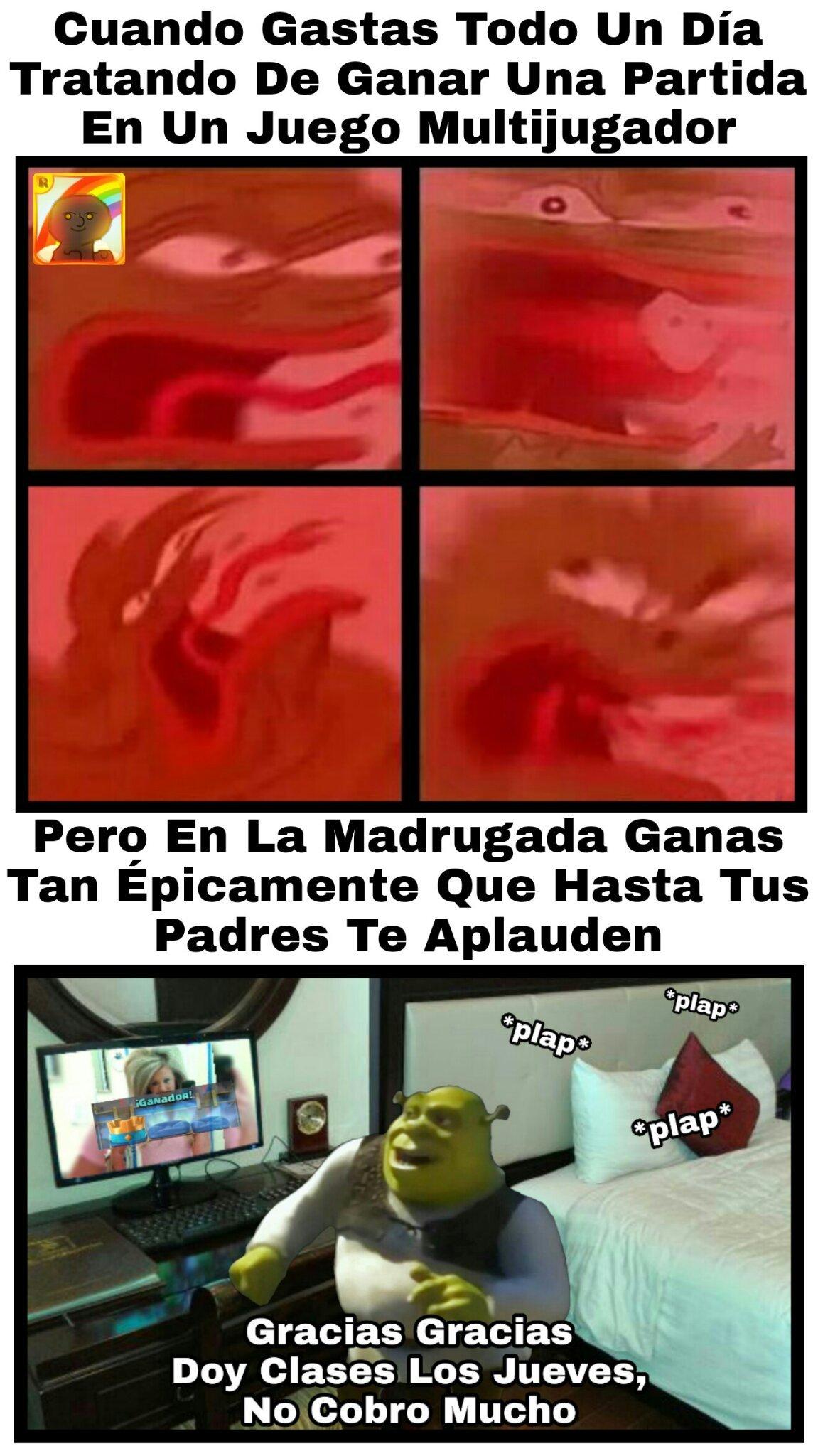 Partida Online - meme