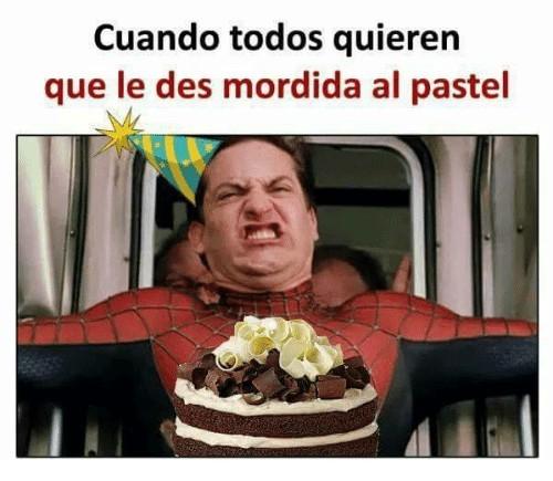 Feliz cumpleaños bb - meme