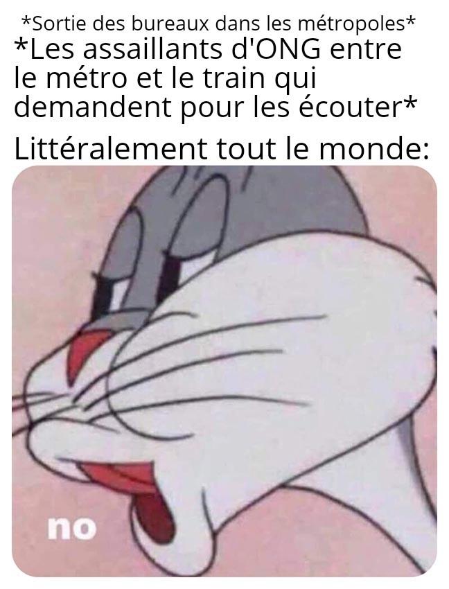 Petite pensée pour eux - meme
