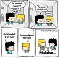 Malaise....
