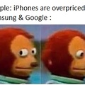 Androids smartphones are cheap!
