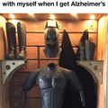 Which costume would you hid for your Alzheimer's?