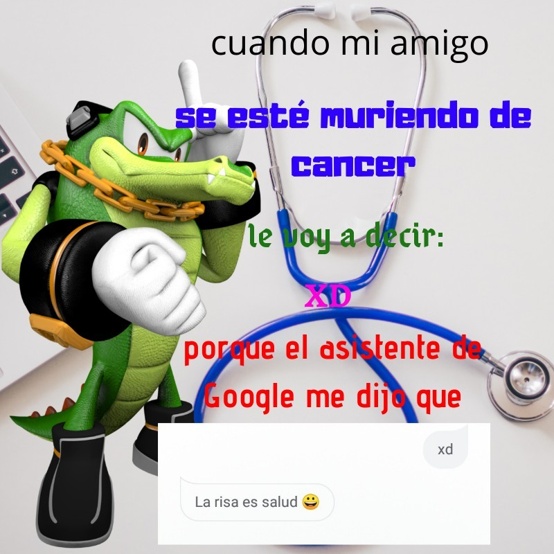 Ok Google - meme