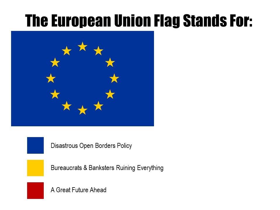 The European Union Flag - meme
