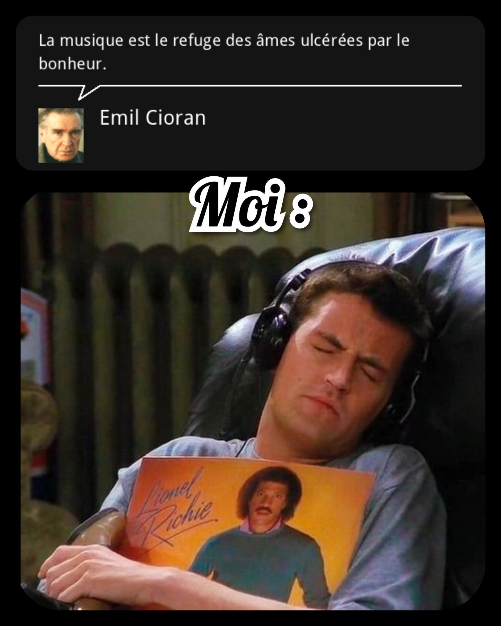 Thérapie musicale - meme