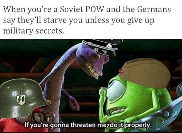 Communism bad - meme