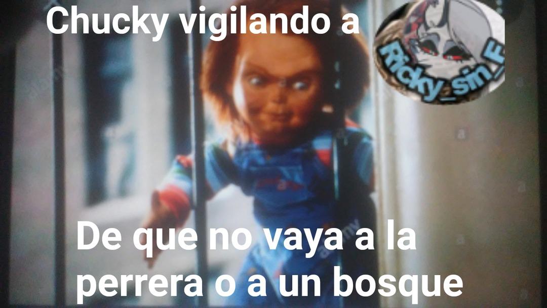 Contexto: Ricky sin F se la jala con la loba de Hulleva Boss - meme