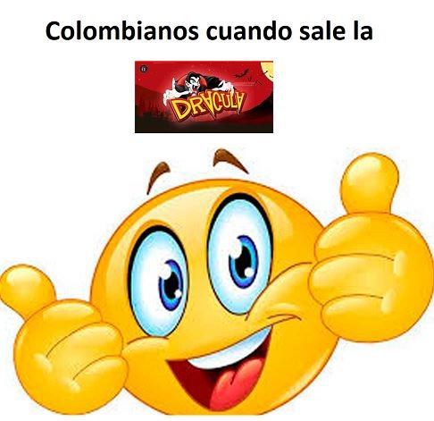 colombianos cuando: - meme