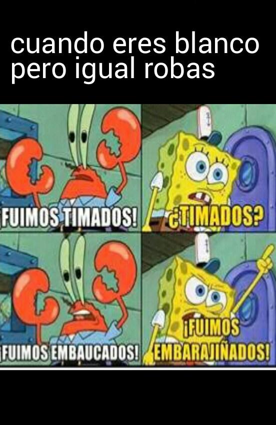 TIMADOS! - meme