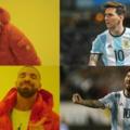 Messi con barba