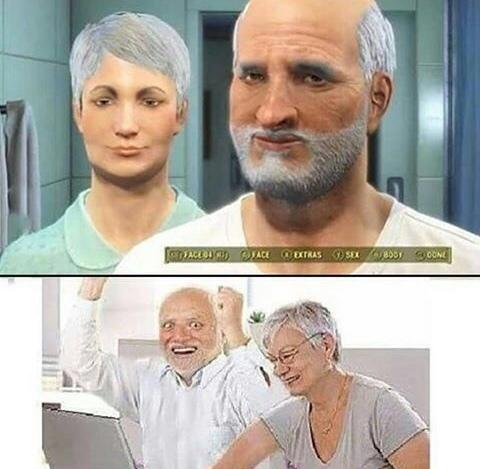 iguales - meme