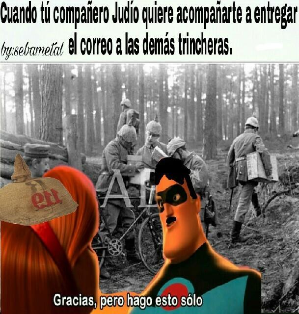 Ese Hitler... - meme