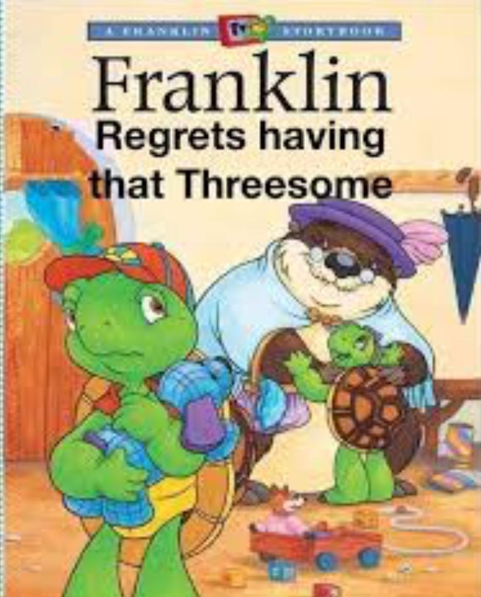 Danklin does naughty things - meme