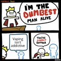 vapers are annoying as fuck