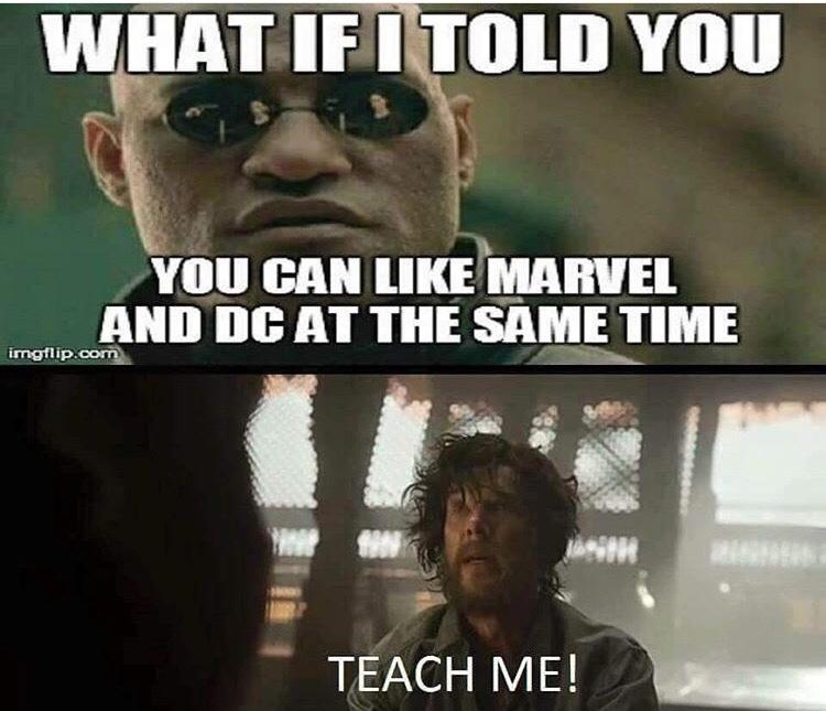teach me - meme
