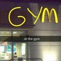 my kind of gym