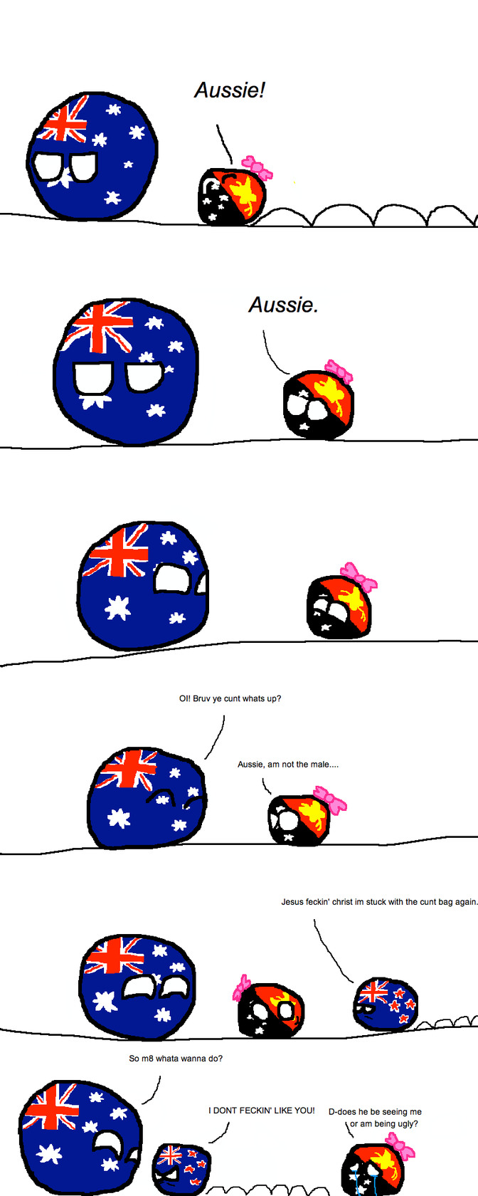 Papua's problem - meme